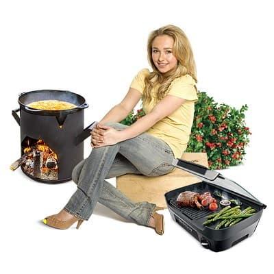 Посуда для летней кухни