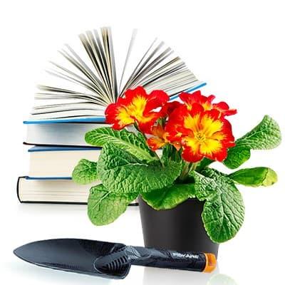 Книги о цветоводстве