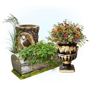 Кашпо и вазоны для цветов