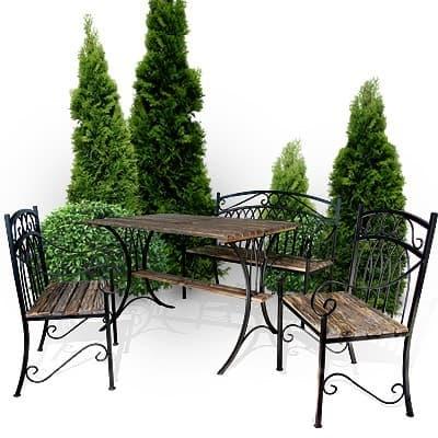Комплекты садовой мебели