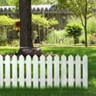 Декоративные ограждения для клумб и газона