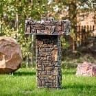Как подключить садовый фонтан?