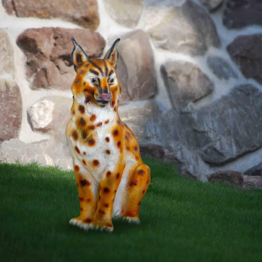 Садовые фигуры диких животных