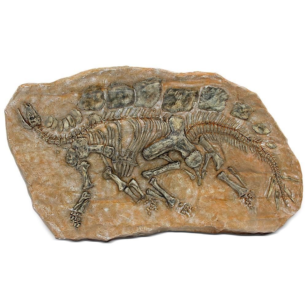 Песочница - скелет динозавра