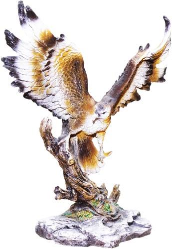 Фигура Орла из полистоуна