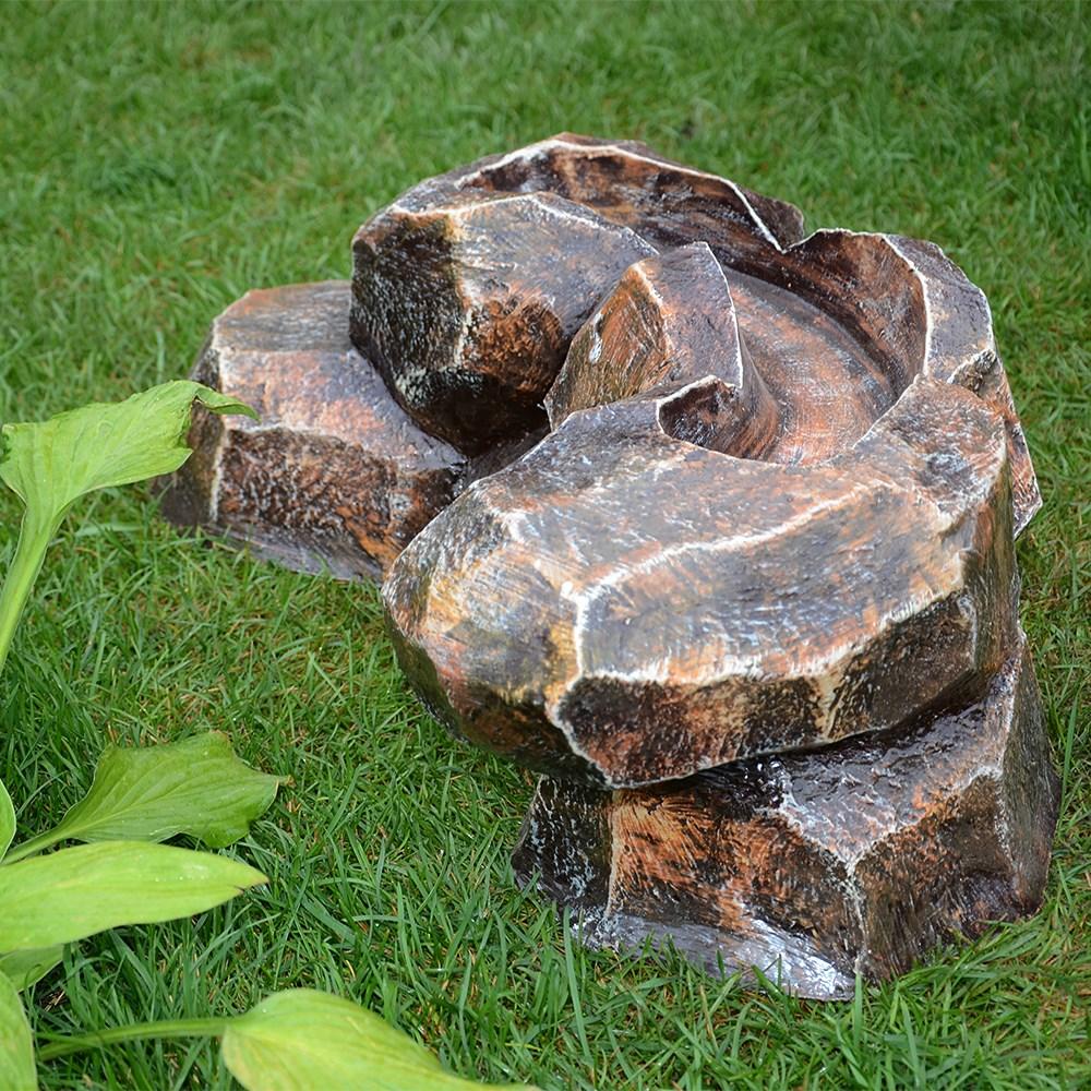Камень для декора дачного участка