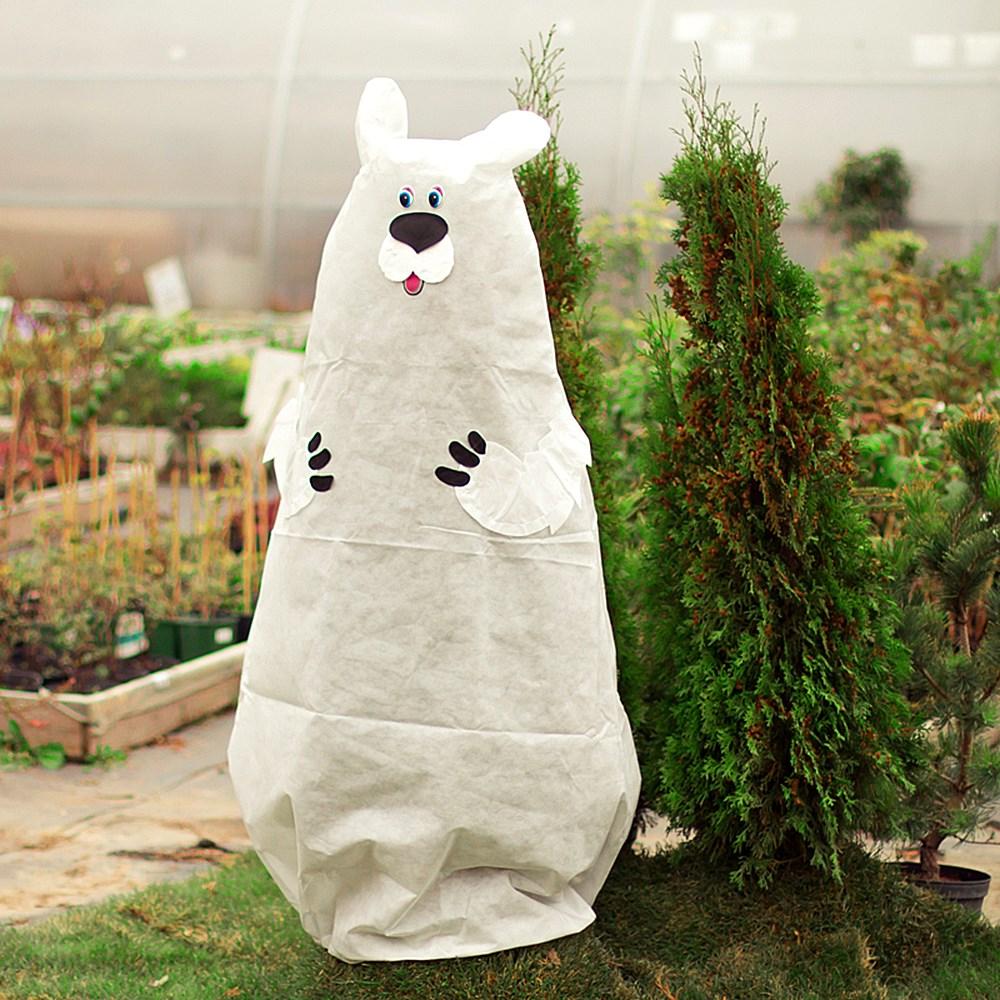 фото Укрывной колпак белый медведь