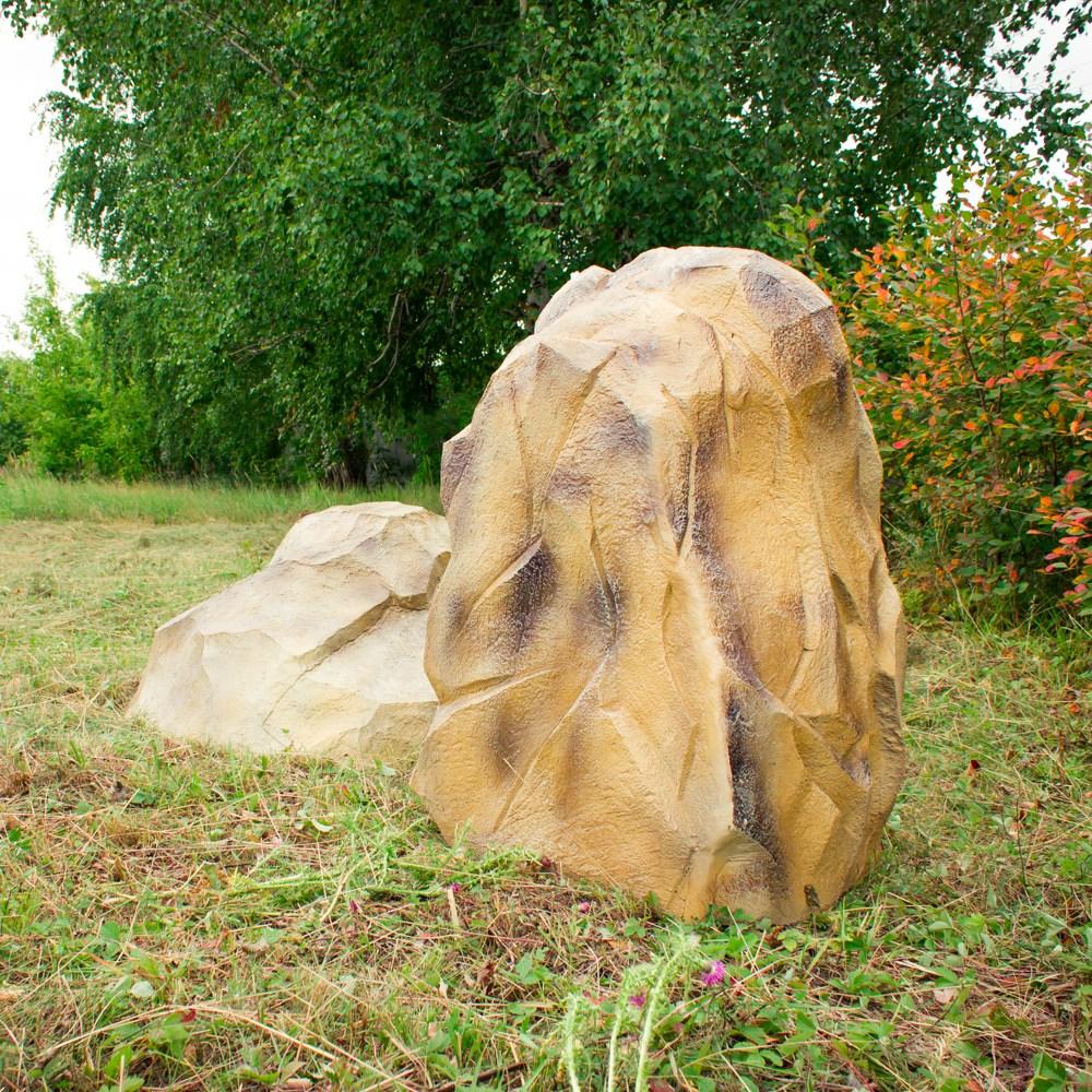 Камень декоративный для дачи