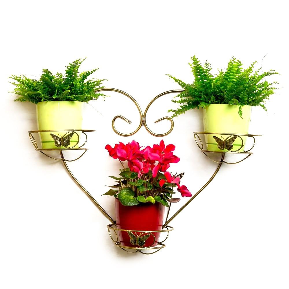 Подставки для цветов декор