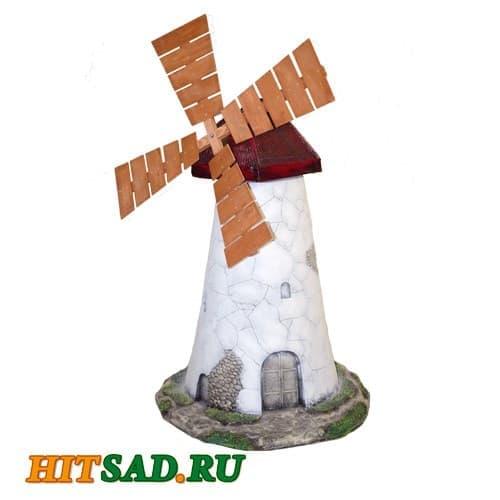 Садовая фигура Мельница доставка в г.Москва