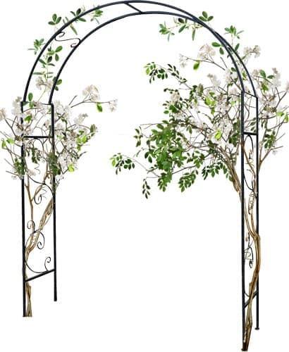 Сводчатая арка для сада