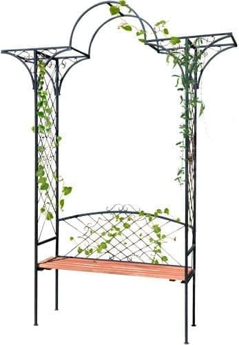 Трельяжная арка для сада