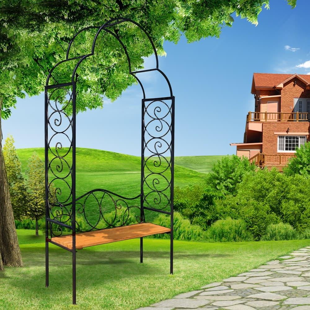Садовые арки СПБ