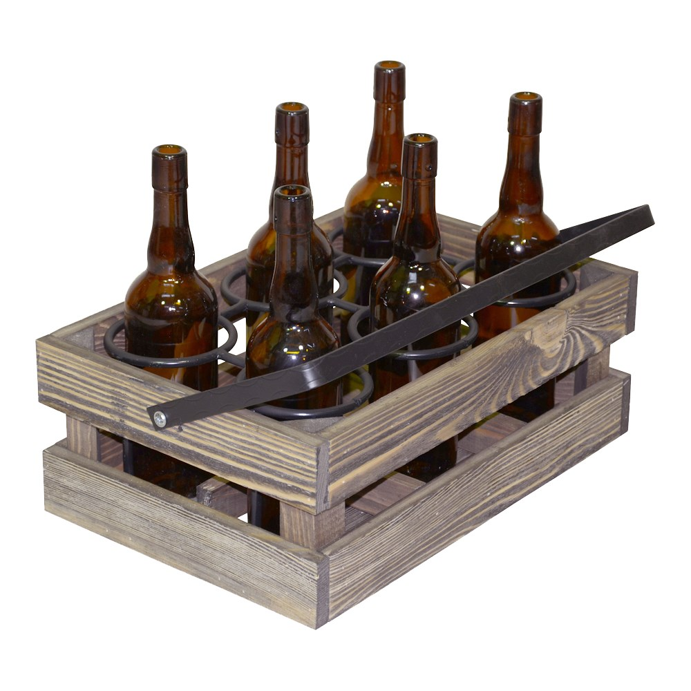 Ящик для бутылок - фото 11723
