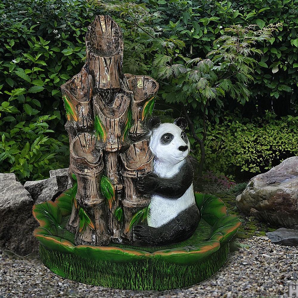 Садовая фигура Панда