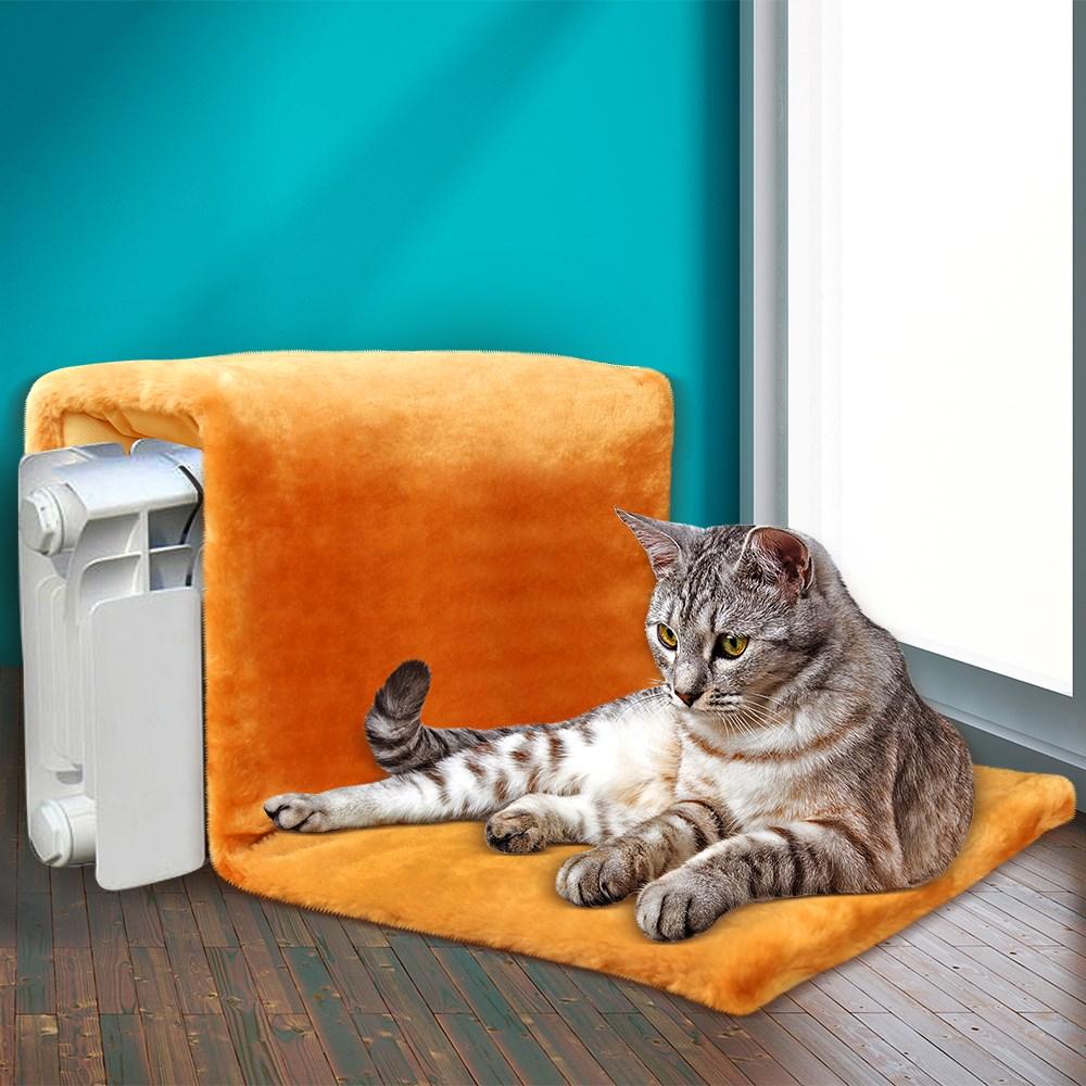 Подвесной лежак для кошек - фото 13393