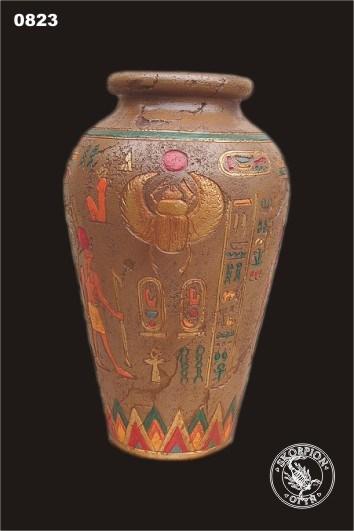 Ваза египетская - фото 13403