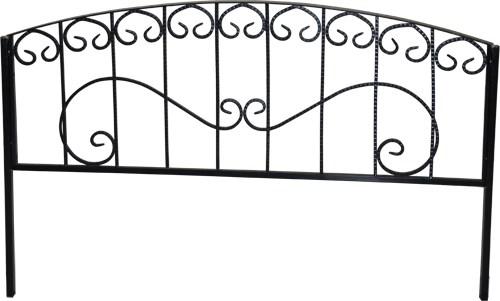 Забор секционный - фото 13495