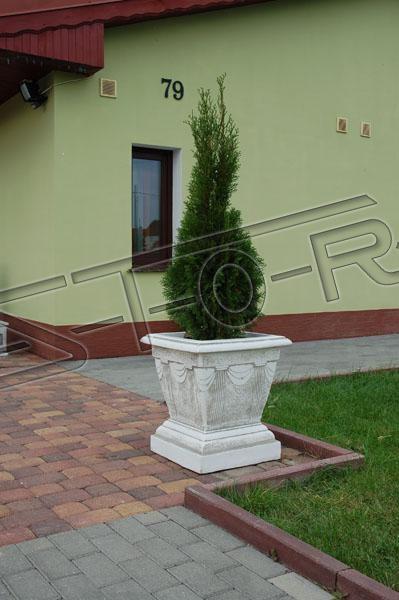 Садовый вазон - фото 13736