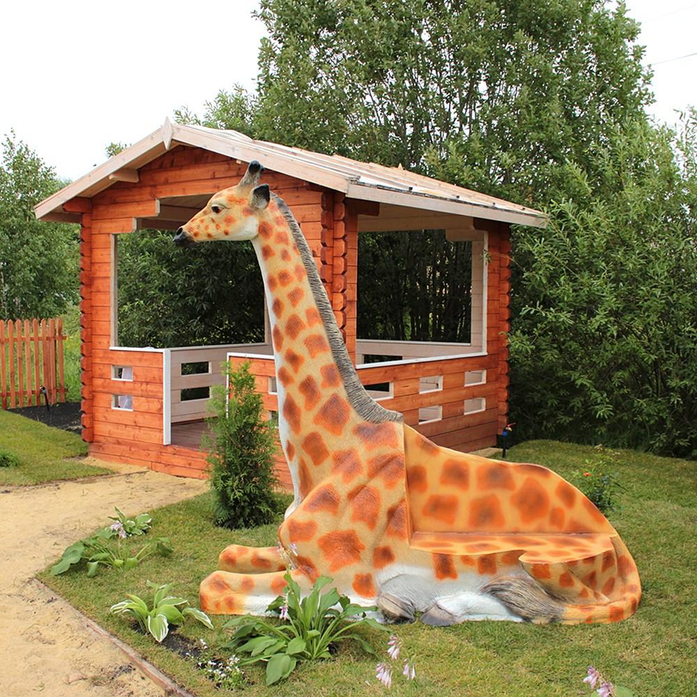 Диван для детей Жираф