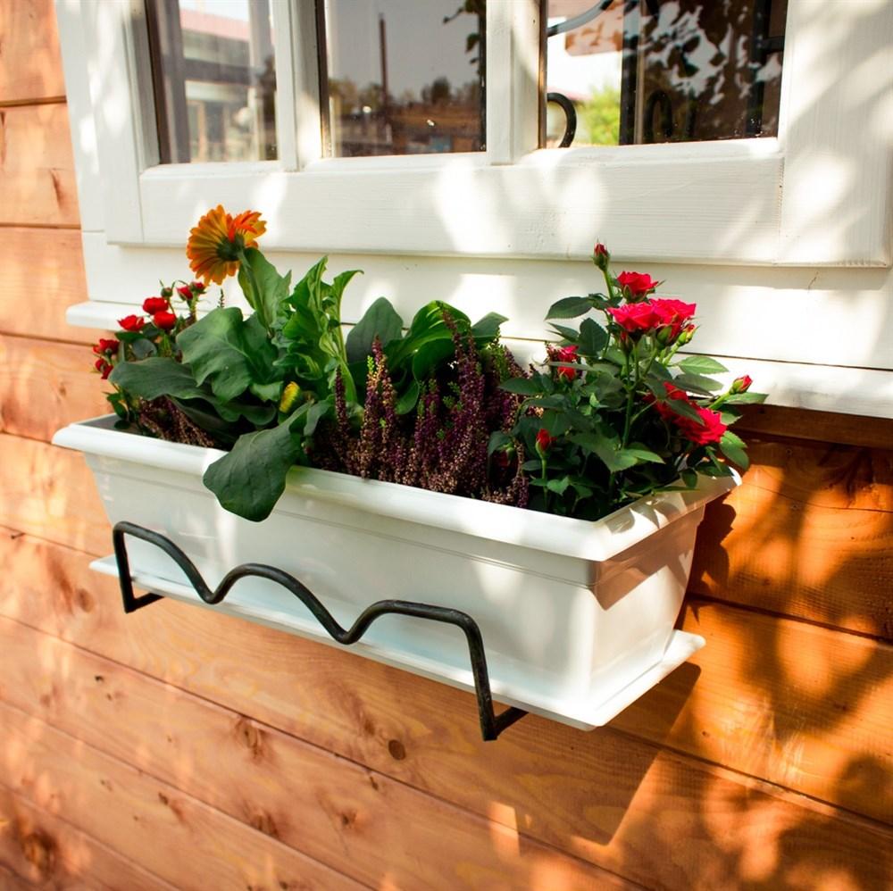 Подставка под балконные ящики - фото 15317
