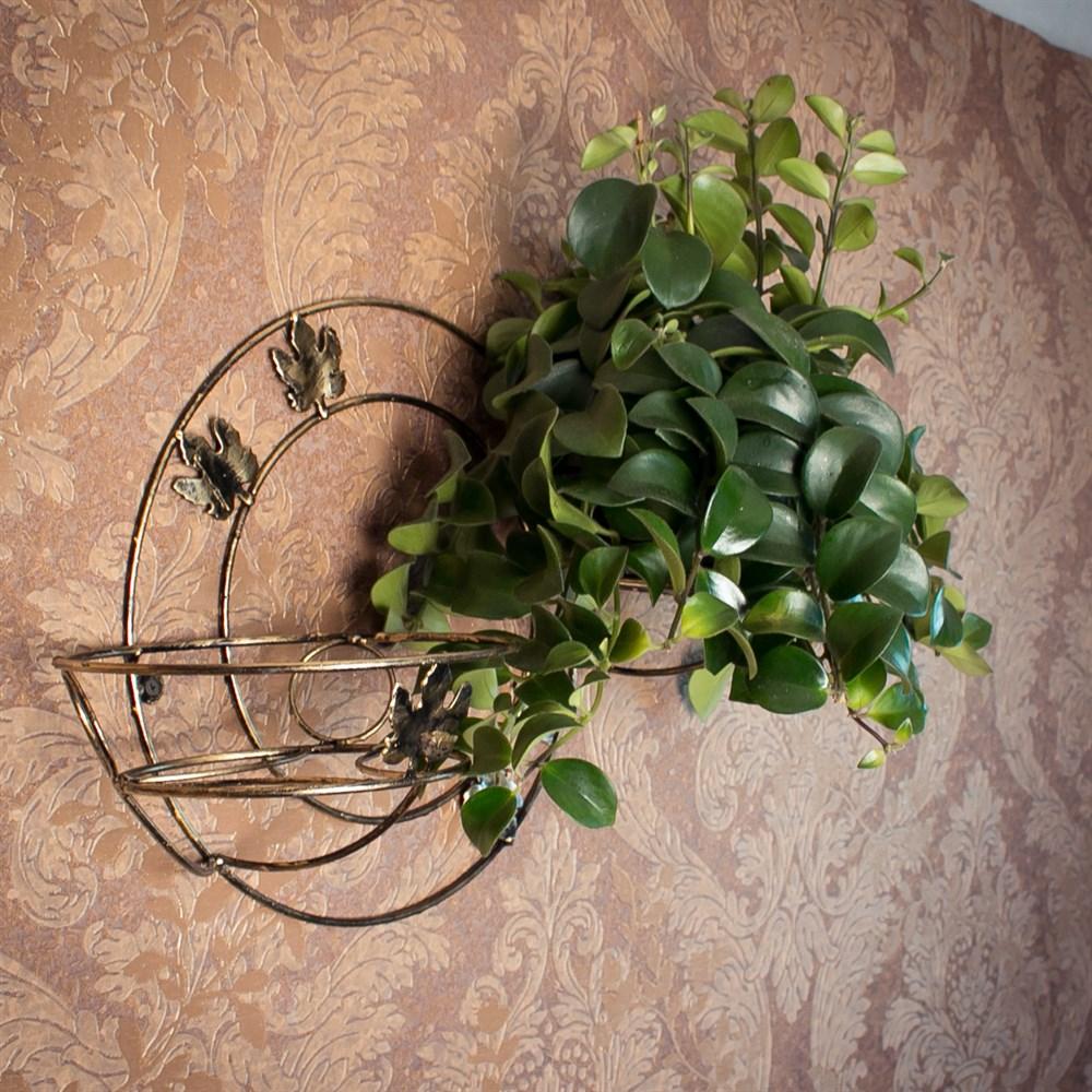 Подставка на стену под цветы - фото 17200