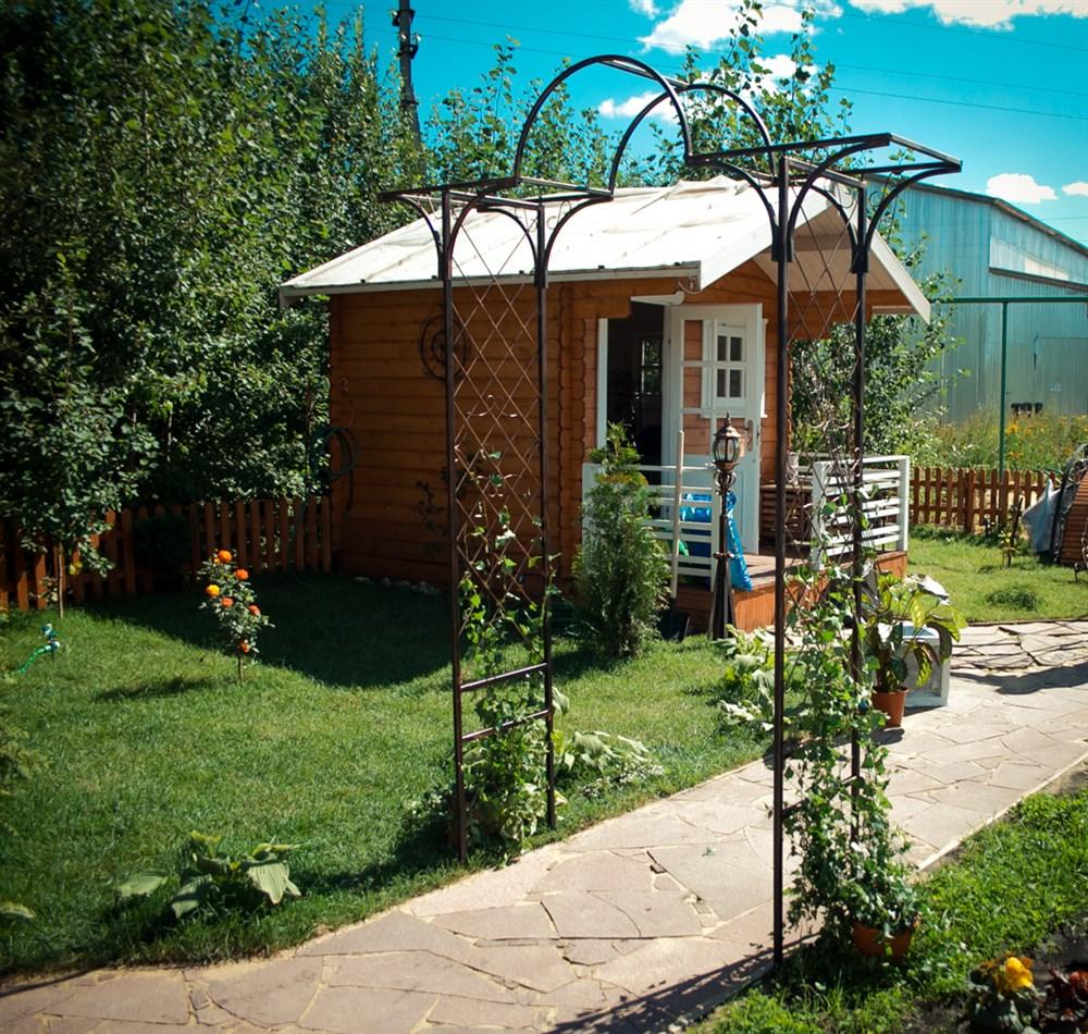 Арка садовая - фото 17305