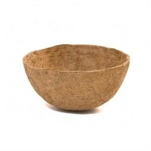 Вкладыш из кокосового волокна 25см - фото 17711