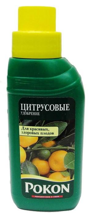 Удобрение ПОКОН для цитрусовых 250 мл - фото 17924