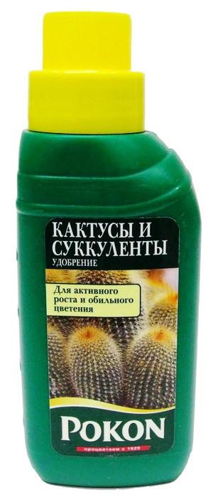 Удобрение ПОКОН для кактусов - фото 17929