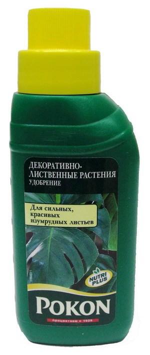 Удобрение ПОКОН для лиственных 250 мл - фото 17932