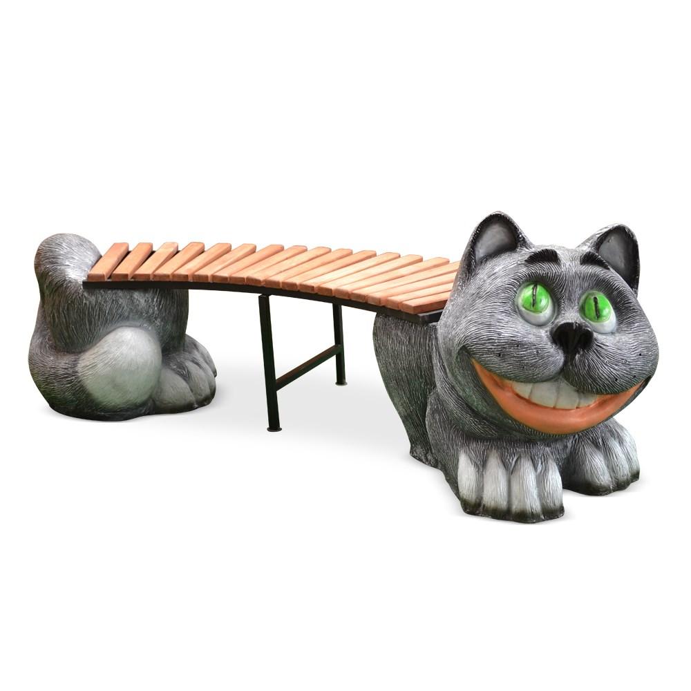 Лавка для дачи Кот
