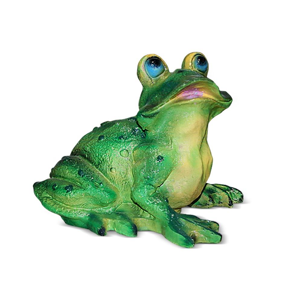 Садовая фигура лягушка