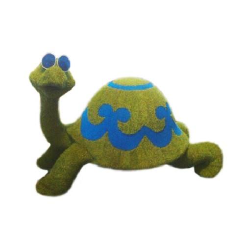 Топиарная фигура черепаха