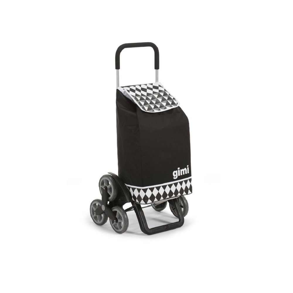 Хозяйственная сумка тележка с тремя колесами