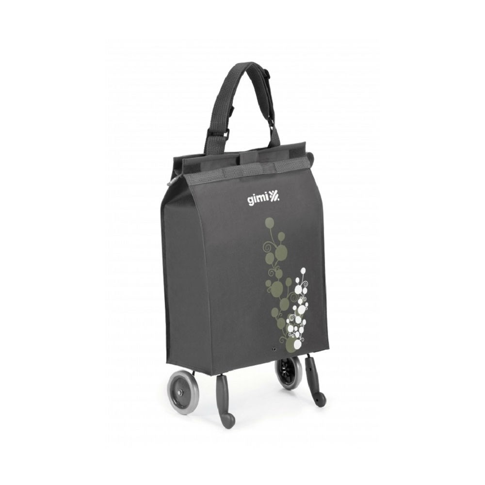 Хозяйственная сумка тележка со складными колесиками