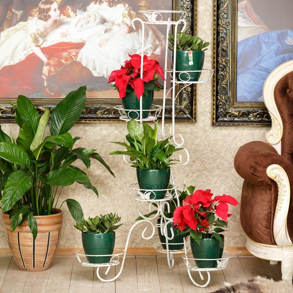 Комнатная подставка для цветов