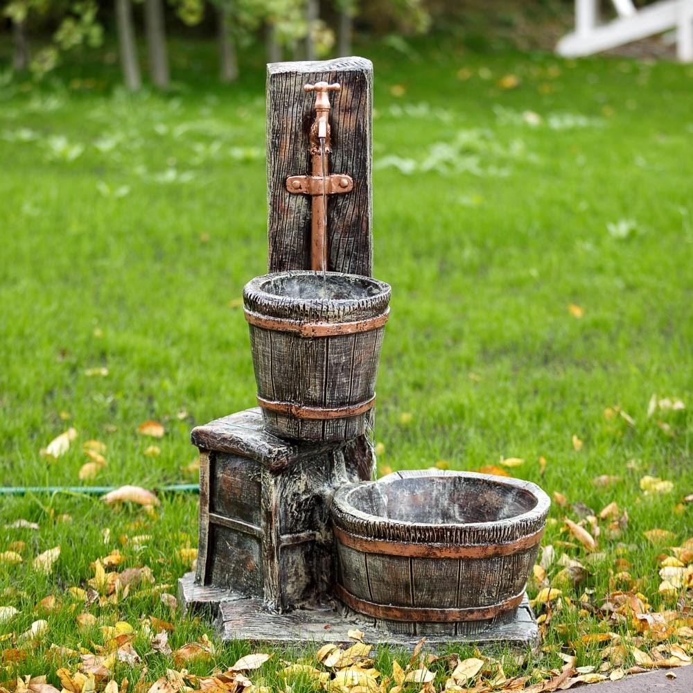Умывальник для сада и дачи