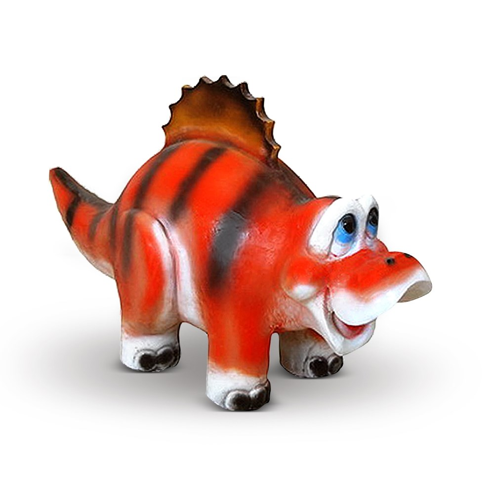 Динозавр Диметродон F07237