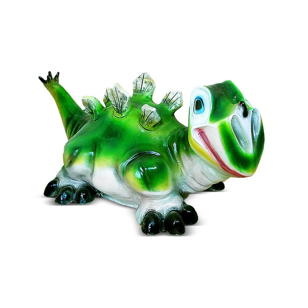 Фигура для сада динозавр Игруля