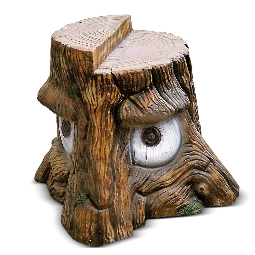 Парковая фигура Пень декоративный - фото 27895