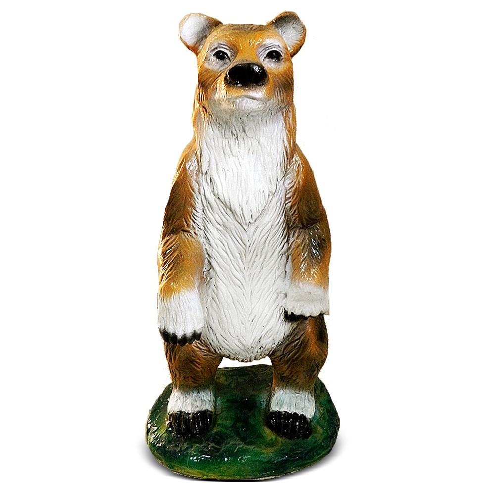 Садовая фигура Медведь - фото 27996