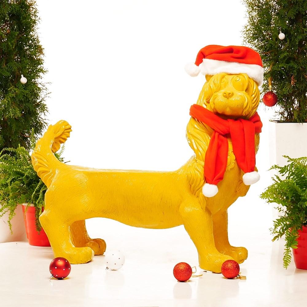 Фигура собака