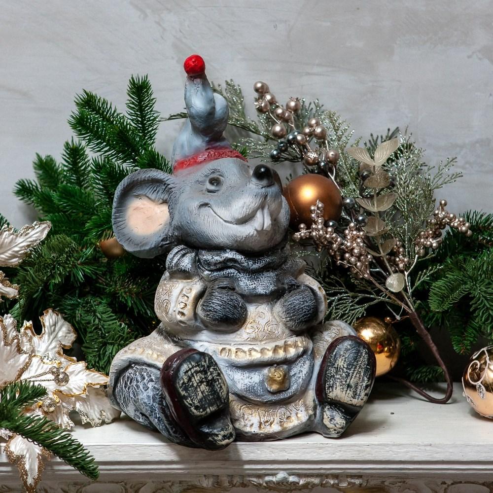 Фигура Крыса в платье - фото 58280