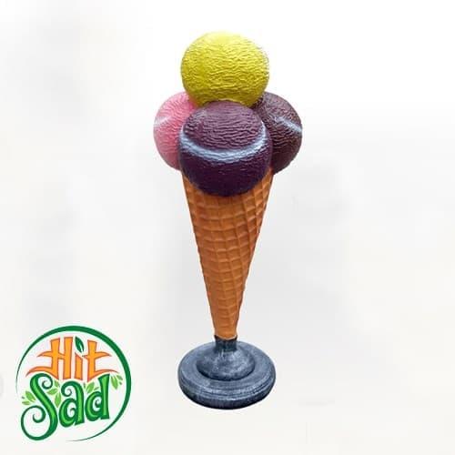 Мороженое шарики