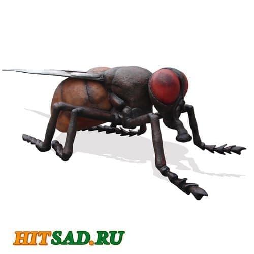 Фигура для сада муха большая