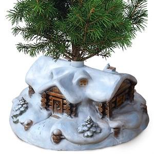 Подставка для елки Домик