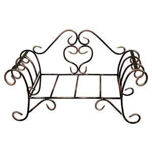 Кованая кроватка для животных