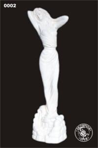 Садово-парковая скульптура Девушка