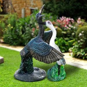 Комплект садовых фигур Журавли